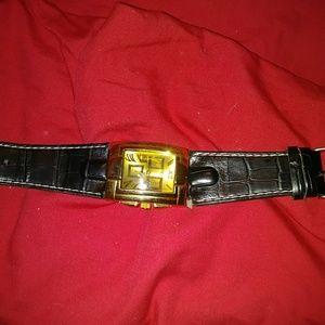 Ice Wristwatch